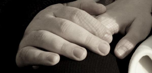 Hand_halten