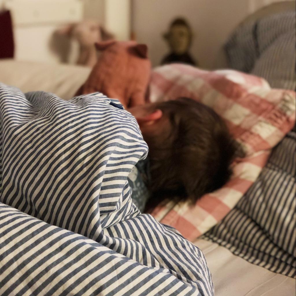 Ich Kann Nicht Gut Schlafen Kinder Und Albtraume Geborgen Wachsen